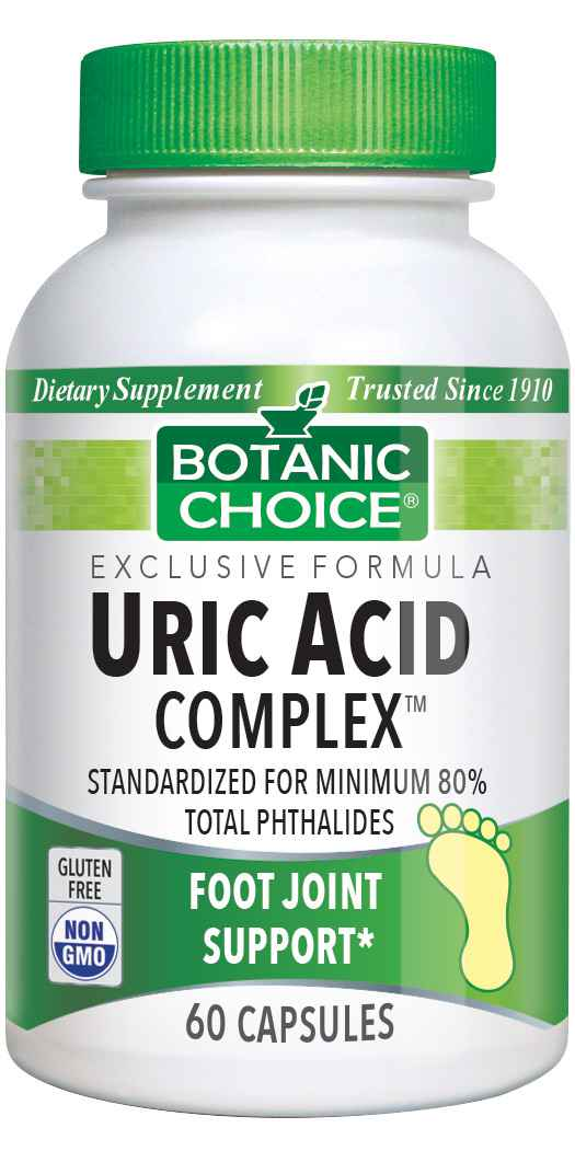Botanic_Choice_Uric_Acid_Complex™_-_Foot_Joint_Support_Supplement_-_60_Capsules