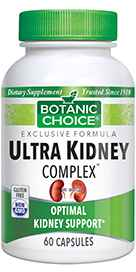 Ultra Kidney Complex 60 capsules
