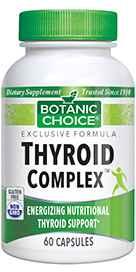 Thyroid Complex 60 capsules