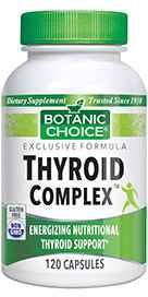 Thyroid Complex 120 capsules