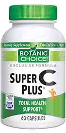 Super C Plus 60 capsulesnohtin