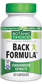 Back Formula 60 capsulesnohtin