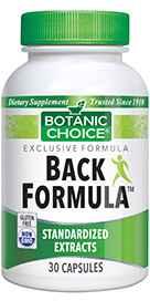 Back Formula 30 capsulesnohtin