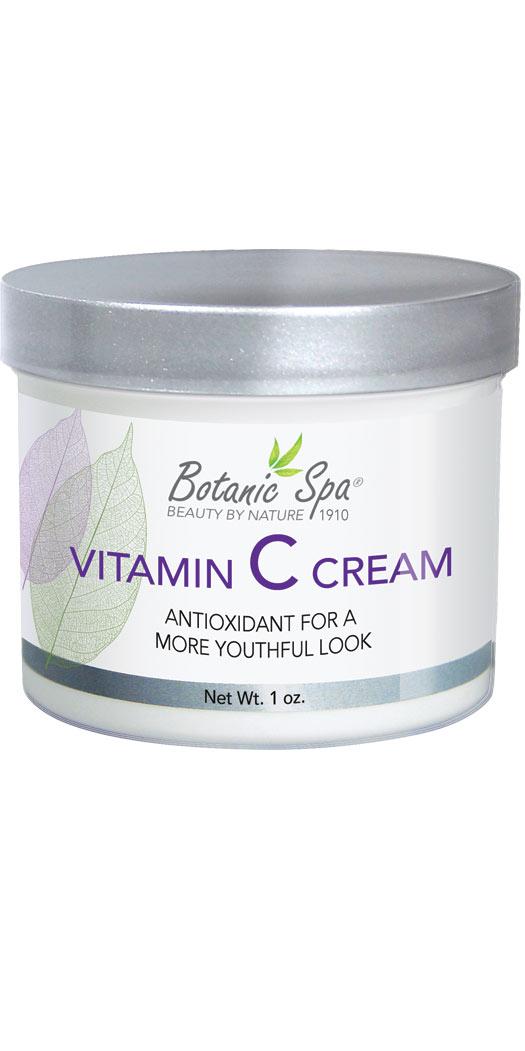 Botanic Spa Vitamin C Cream - 1 Oz