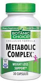 Metabolic Complex 30 capsulesnohtin