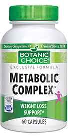 Metabolic Complex 60 capsulesnohtin
