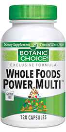 Whole Foods Power Multi 120 capsules