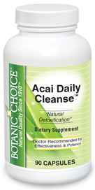 Acai Daily Cleanse 90 capsules