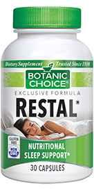 Restal 30 capsules