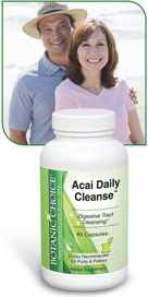 Acai Daily Cleanse 45 capsules