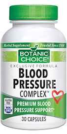 Blood Pressure Complex 30 capsulesnohtin