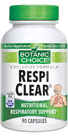 Respi Clear 90 capsules