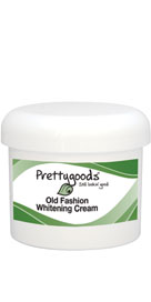 Prettygoods Old Fashion Skin Whitening Cream 2 oz