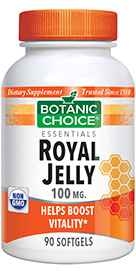 Royal Jelly 100 mg 90 softgels