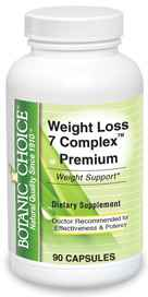 Weight Loss 7 Complex 90 capsules