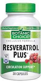 Resveratrol Plus 30 capsulesnohtin