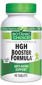 HGH Booster Formula 45 Vegetarian Tablets