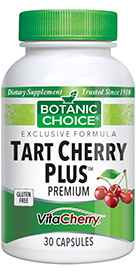 Tart Cherry Plus 30 capsules