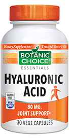 Hyaluronic Acid - 80 mg 30 capsules
