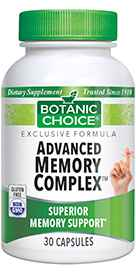 Advanced Memory Complex 30 capsules