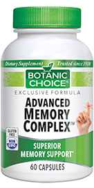 Advanced Memory Complex 60 capsules