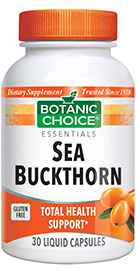 Sea Buckthorn Liquid Capsules 500 mg 30 capsules