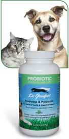 Probiotic for Dogs / Cats 4 oz