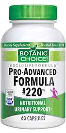 Pro-Advanced Formula 220 60 capsulesnohtin