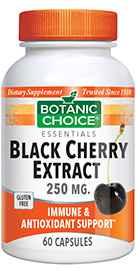 Black Cherry 4&58;1 Extract 60 capsules