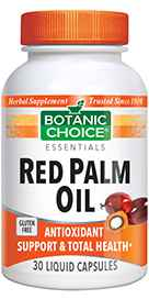 Red Palm Oil 30 capsules