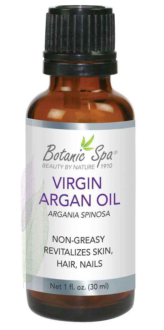 http://www.BotanicChoice.com - Botanic Spa Virgin Argan Moisturizing Oil – 1 Oz 12.00 USD