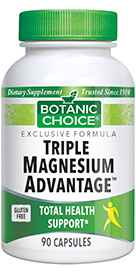 Triple Magnesium Advantage 90 capsules