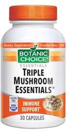 Triple Mushroom Essentials 30 capsules