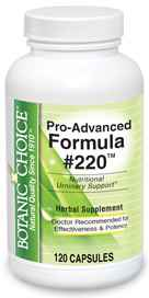 Pro-Advanced Formula 220 120 capsulesnohtin