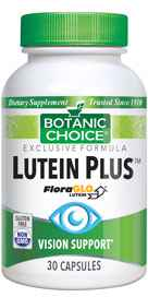 Lutein Plus with FloraGlo 30 capsulesnohtin