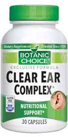 Clear Ear Complex 30 capsules