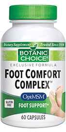 Foot Comfort Complex 60 capsulesnohtin