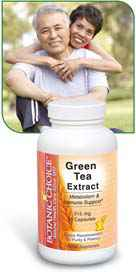 Green Tea Extract 315 mg 45 capsules
