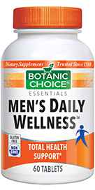 Mens Daily Wellness 60 tablets