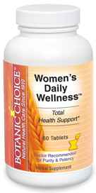 Women's Daily Wellness 60 tablets