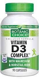 Vitamin D3 Complex 90 capsulesnohtin