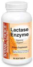 Lactase Enzyme 90 softgels