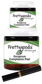 Prettygoods Gorgeous Complexion Peel 2-Pack 4 oz