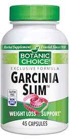 Garcinia Slim 45 capsulesnohtin