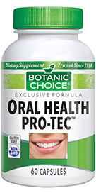 Oral Health Pro-Tec 60 capsules