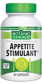Appetite Stimulant 60 capsulesnohtin