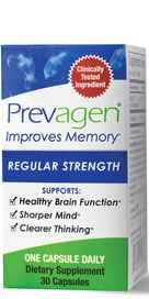 Prevagen 10 mg 30 capsules