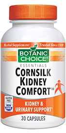 Cornsilk Kidney Comfort 30 capsulesnohtin