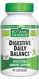 Digestive Daily Balance 45 Capsules