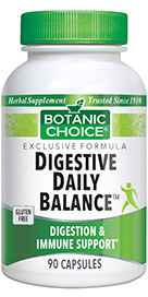 Digestive Daily Balance 90 Capsules